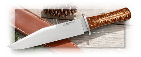 View A.G. Shopmade Knives