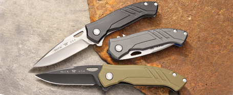 NEW BUCK KNIVES