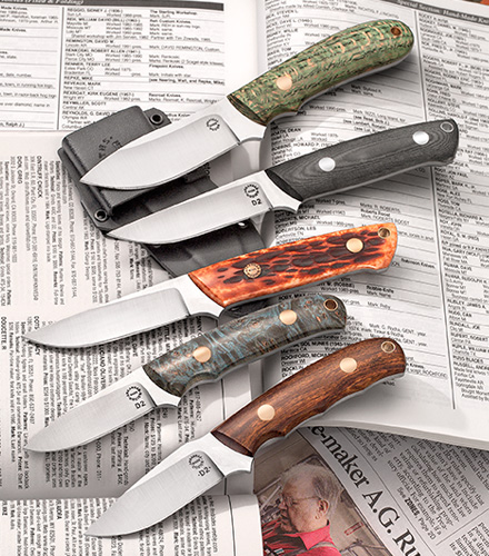 A  G  Russell: Your Source for Knives & Accessories