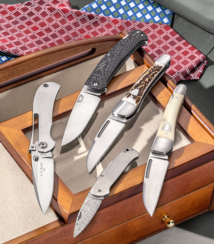 A. G. Russell Newest Favorite Folders