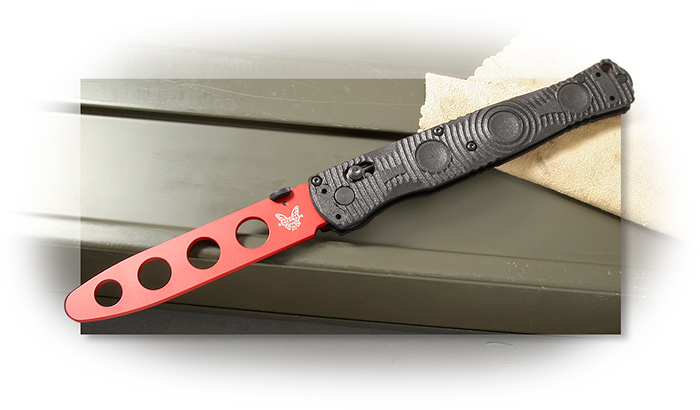Benchmade SOCP Tactical Folder Trainer