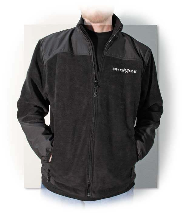 Benchmade Black Fleece Jacket | AGRussell.com