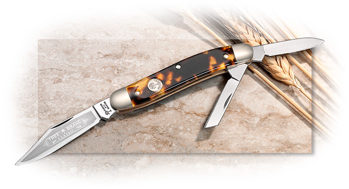 Boker Whittler with Faux Tortoise Shell