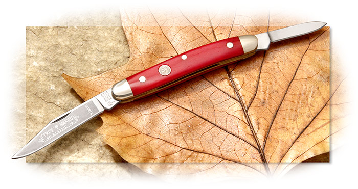 Boker Red Bone Pen Knife