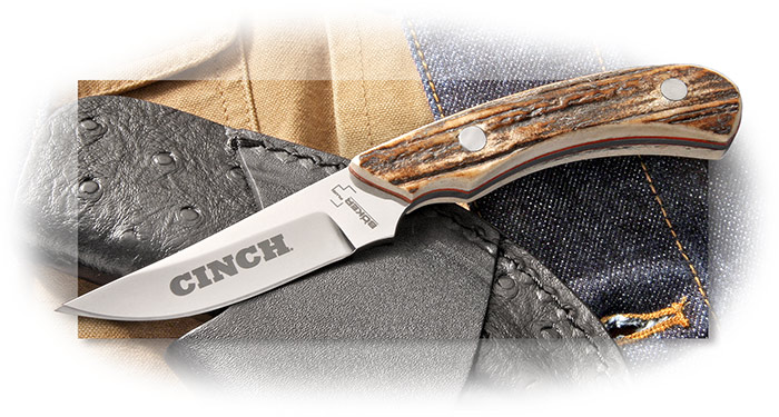 Boker Cinch Cowboy Crossdraw