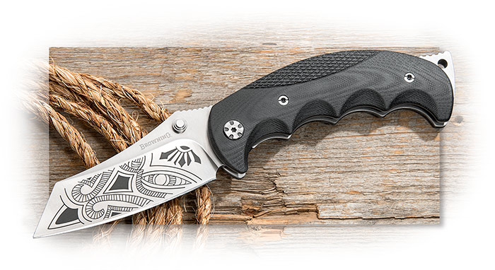 Browning Wihongi Signature Folder