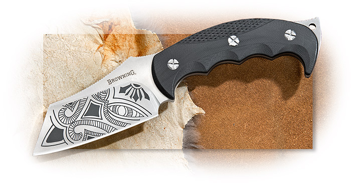 Browning Wihongi Signature Fixed Blade