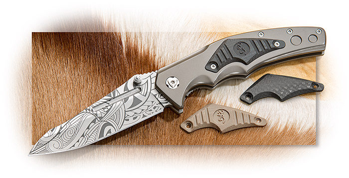 Browning Wihongi Signature Attachment Folder