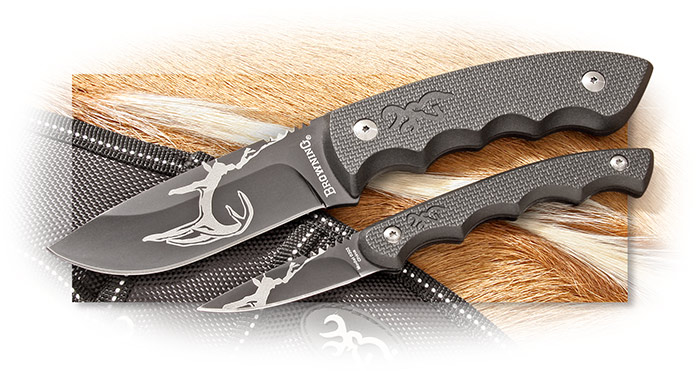 Browning Primal Knife Combo Set