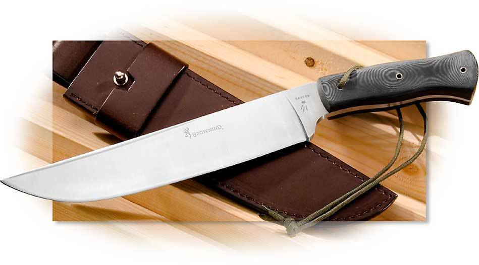 Browning® Crowell and Barker Competition Knife