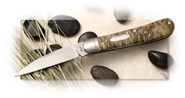 Bobby Toole Knives Swayback Jack