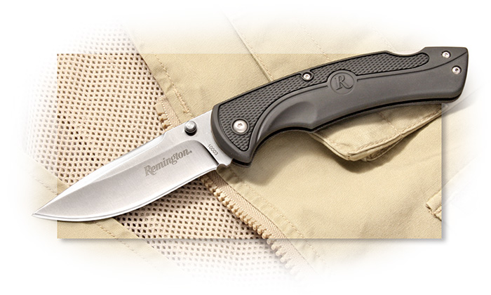 Remington Sportsman Lockback Folder