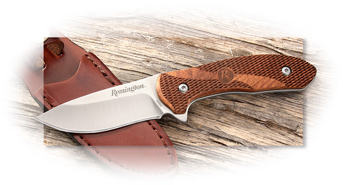 Remington Heritage Series Fixed Blade