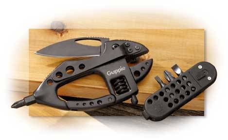 CRKT The Guppie Black
