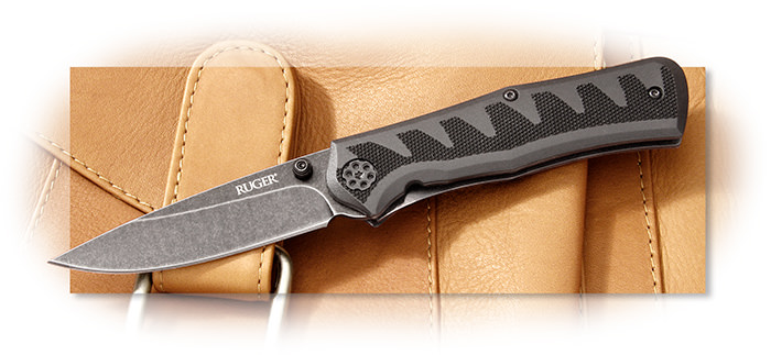 CRKT® Ruger® Outburst Assisted Folder