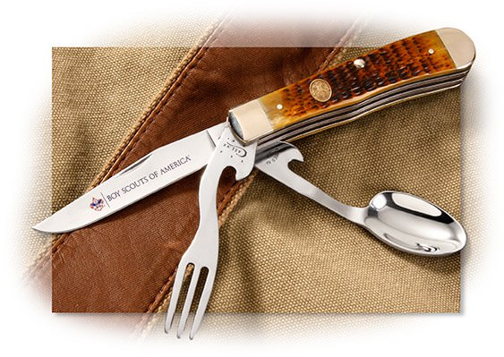 case boy scouts of america hobo knife | agrussell