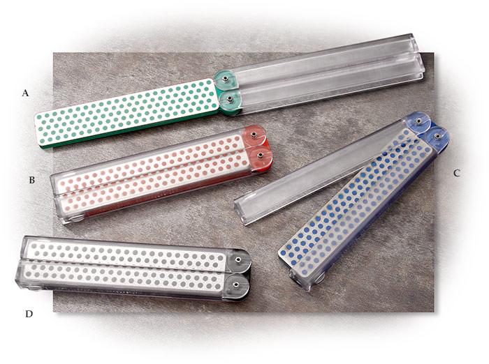 DMT FWE Diafold Sharpener Extra-Fine Hand Tools Sharpening Stones