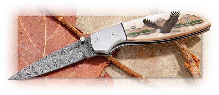 Gaétan Beauchamp Bald Eagle Folder