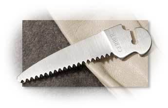 Gerber Saw Blade for the Bolt Action Folder