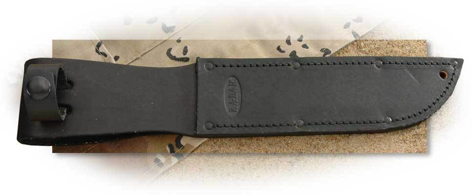 Ka-Bar USA Black Leather sheath