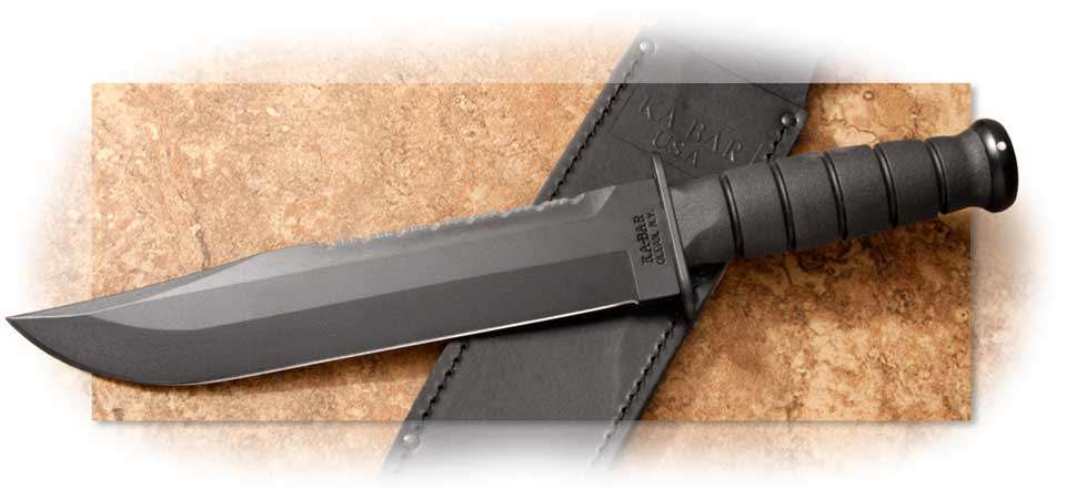 Kabar Brother 9 5 16 Inch 1095 Cro Van Steel