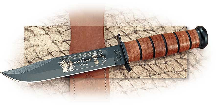 Ka-Bar® Vietnam Commemorative - Army