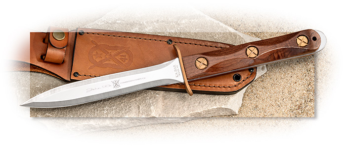 Ka-Bar John Ek Commando Presentation Knife