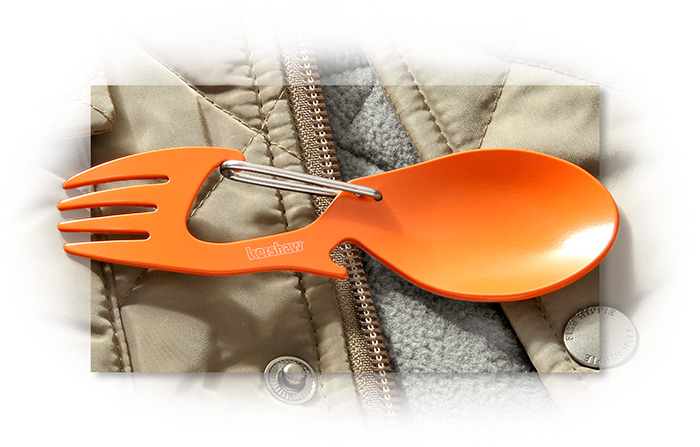 Kershaw Ration Tool - Orange