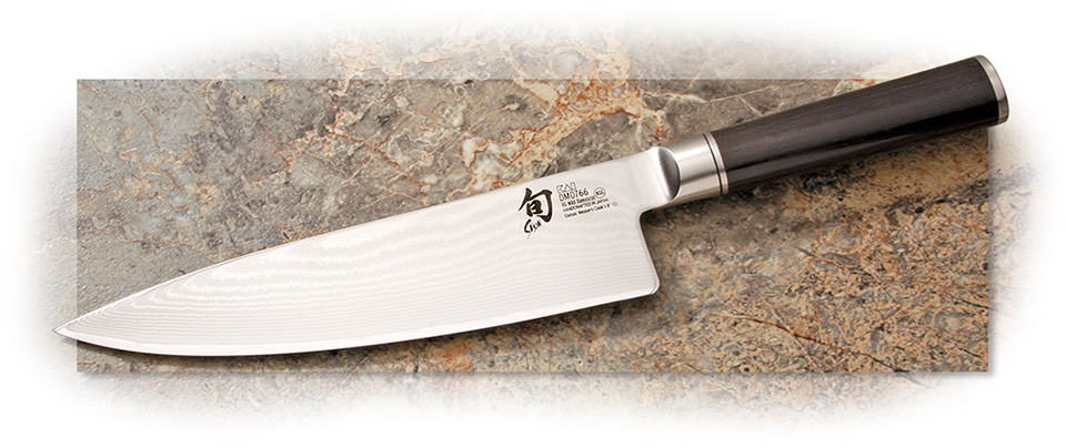 shun kitchen knives shun classic 8 quot western chef s knife agrussell 14880