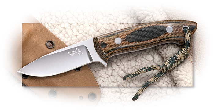 Keith Murr Pocket Hunter with Camo Micarta®