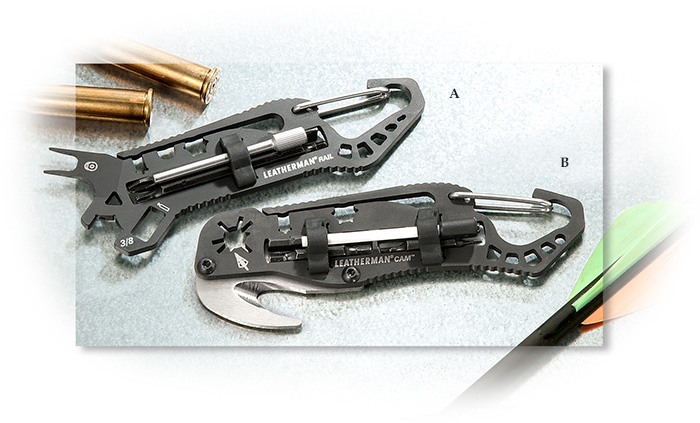 Leatherman Pocket Tools for Gun & Bow Owners