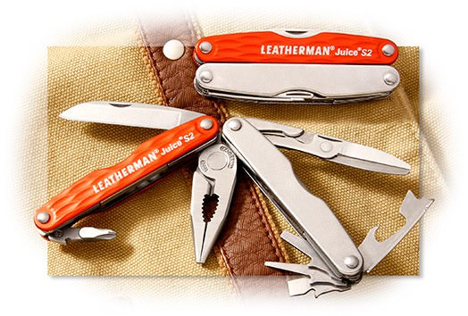 Leatherman Juice S2 Flame