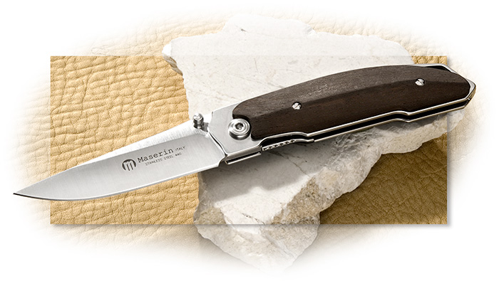 Maserin ARNO Folder ebony
