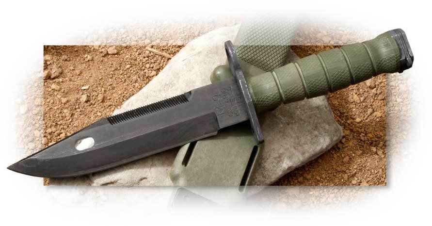 Ontario m9 bayonet : Embers cincinnati
