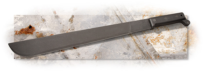 "Ontario 18"" Machete with 1095 Carbon Steel"