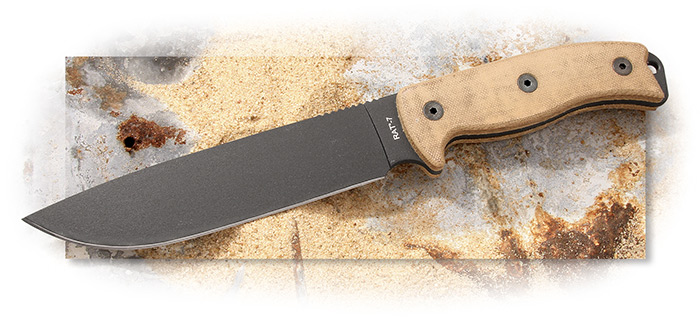 Ontario Knife Company RAT-7 Survival Utility Knife