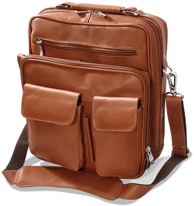 Men S Saddle Leather Shoulder Bag
