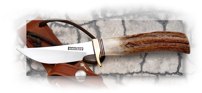 Randall Model 21 Little Game with Stag Handle