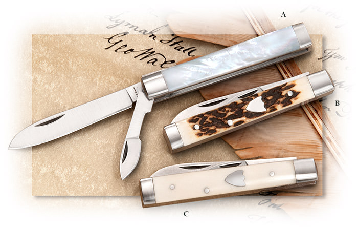 A.G. Russell Doctor's Knife