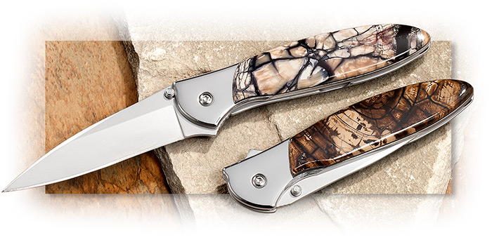 Exotic Handle Materials | AGRussell com