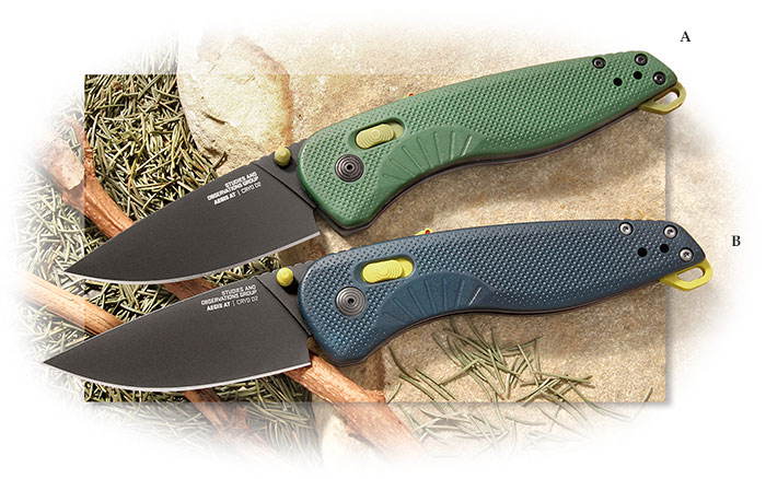 SOG Aegis AT Forest Green