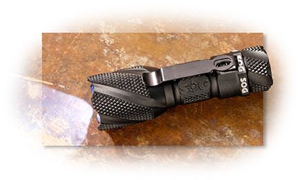 SOG Dark Energy Flashlight - 188 Lumens