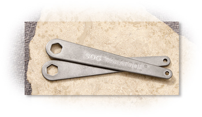 SOG Wrench Set for Paratool