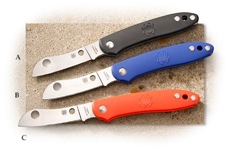 Spyderco Roadie - Red