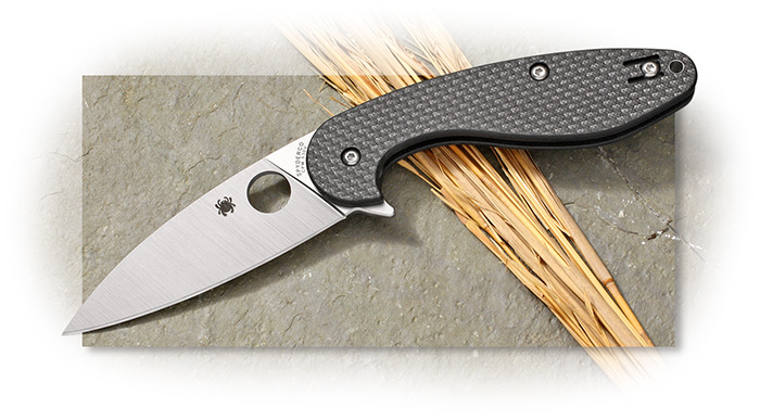 Spyderco Sliverax Compression Lock Flipper