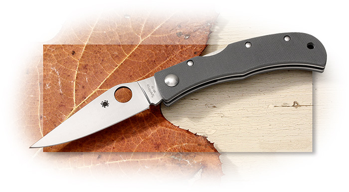 Spyderco Baby Horn Limited Edition Sprint Run