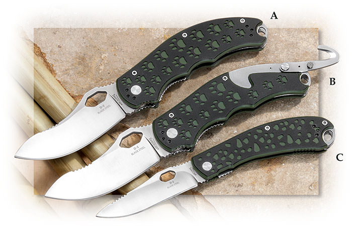 Timberline Folding Hunters - Simba and Chui