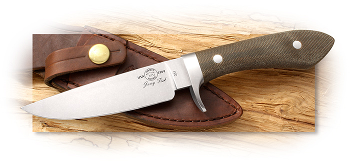 White River Knives Jerry Fisk Sendero