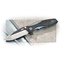 Zero Tolerance ZT 0393 Hinderer 20CV Spanto Blade Flipper