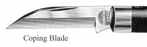 Coping Blade